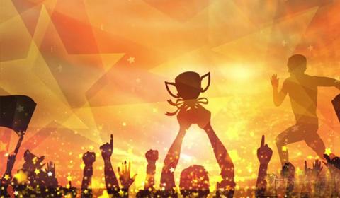 年会励志歌曲 晚会正能量音乐 适合年会唱的歌曲 年会开场视频制作